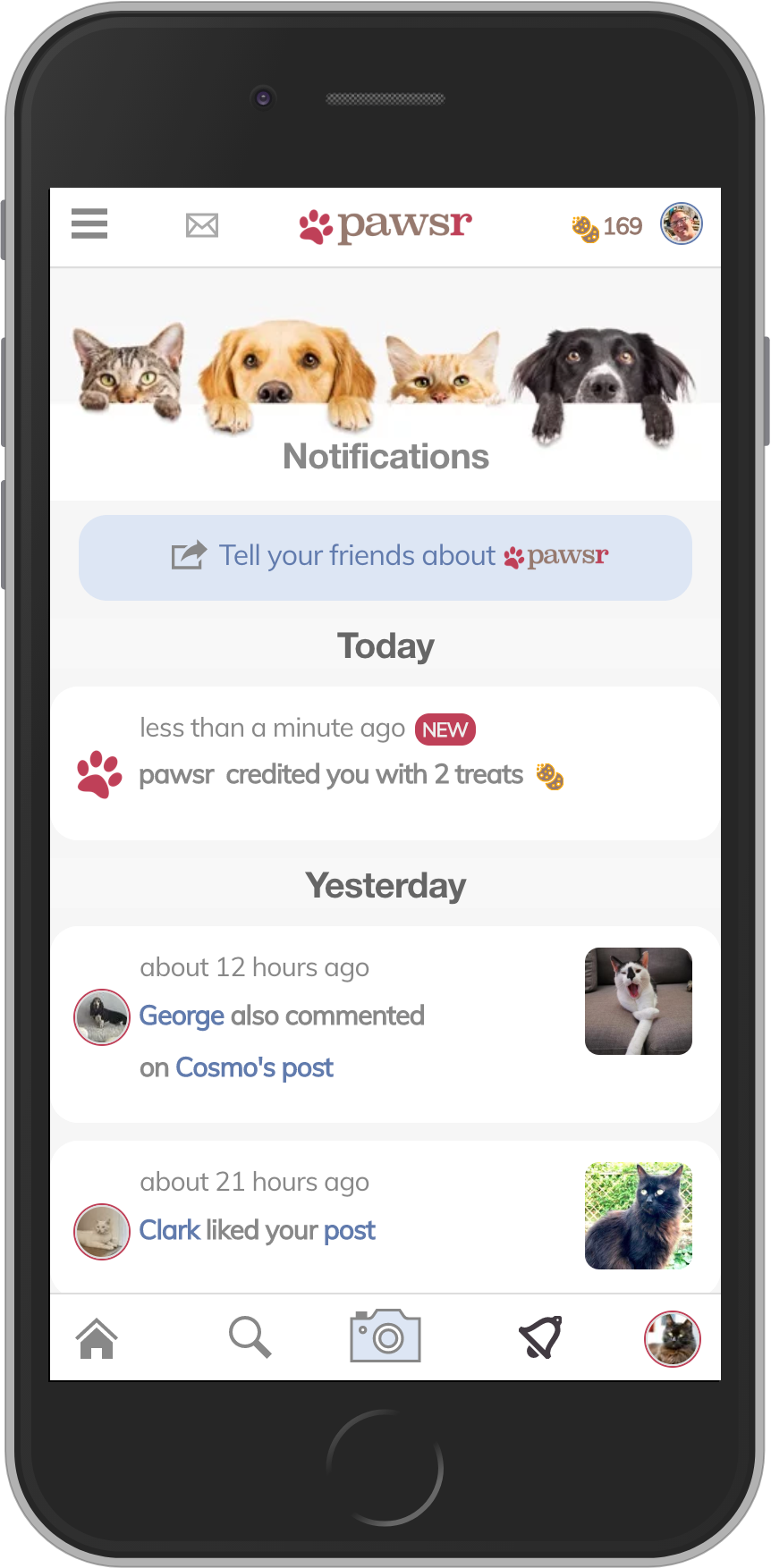 pawsr App Screenshot 4