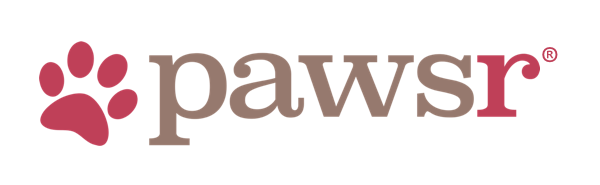Official pawsr logo